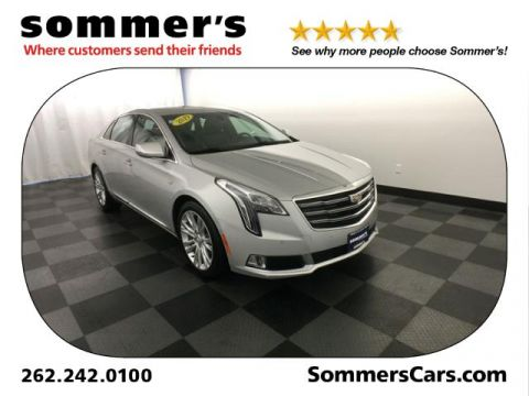 Pre-Owned 2019 Cadillac XTS 4dr Sdn Luxury FWD FWD 4dr Car