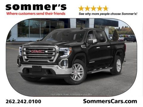 New 2020 GMC Sierra 1500 4WD Crew Cab 147 AT4 4WD Crew Cab Pickup
