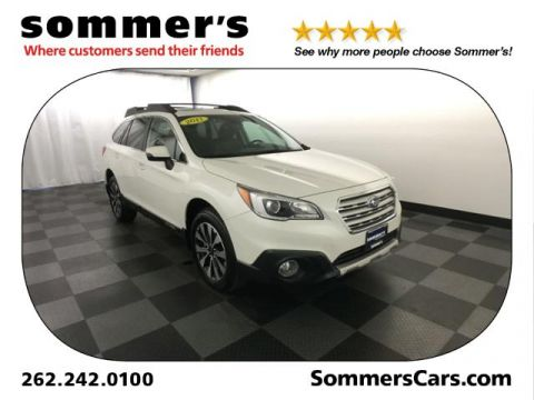 Certified Pre-Owned 2017 Subaru Outback 3.6R Limited AWD Sport Utility
