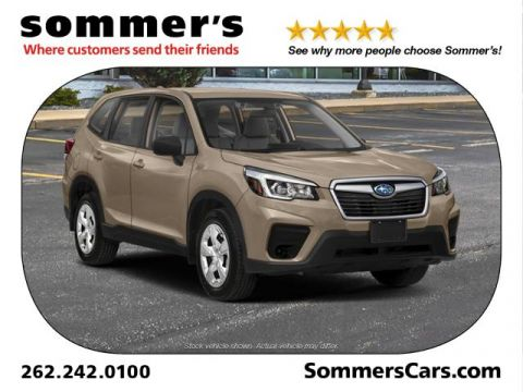 2020 Subaru Forester Limited CVT